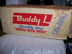 Buddy L Metal Truck Fix My Flat Tow Truck