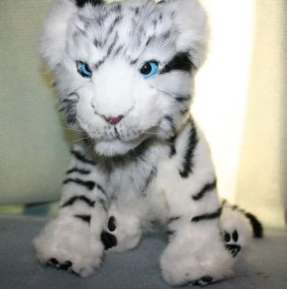 WowWee Alive Large White Interactive Tiger Cub Toy
