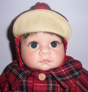 Lee Middleton Doll Club Piece My Little Brother Small Wonder Doll HTF