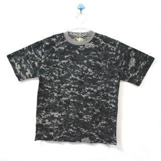 Men Women Camouflage Camo T Shirts Army Military Tees Shirt CS Woodland Clothing