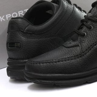 New Rockport World Tour Classic Black Womens Walking Shoes All Sizes
