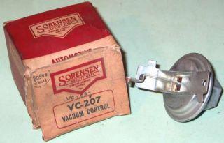 1960 1962 Chrysler Dodge Plymouth New Distributor Vacuum VC 207