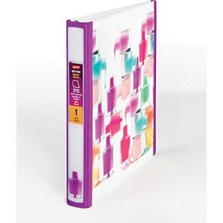 1 Better Non View Binder With D Rings Nail Polish