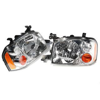 Genuine Head Lamp Nissan D22 Navara Frontier Bigm RH26025 VK000