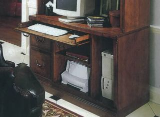 Drexel Furniture Home Office Computer Desk Workstation