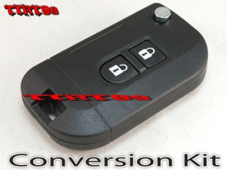 Nissan Micra Navara QASHQAI Murano Patrol x Trail Note Remote Key Conversion Kit