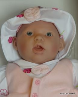 Berenguer Rosita Retired Baby Doll 21 Inches