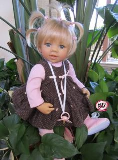 New ♥ Amy ♥ Masterpiece Doll by Doris Stannat