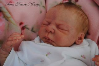 So Real Reborn Baby Girl Marly Jo by Elisa Marx