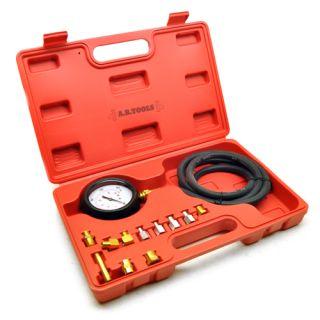 Oil Pressure Tester Wave Box Pressure Meter AT692