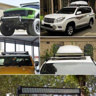 120W LED Flood Spot Light Bar Combo Work Lights 4WD Off Road SUV Car Boat