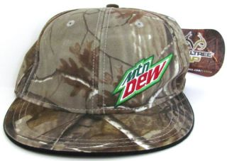 Realtree Camo Fitted Hats