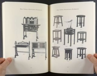 Arts Crafts Movement Furniture by Tobey Furniture Company 1900 1903
