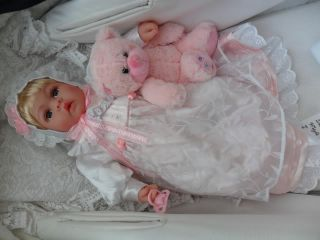 My First Life Like Baby Doll Samantha 19'' So Pretty