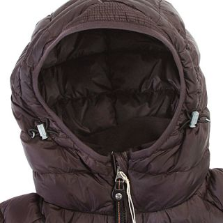 Parajumpers w Juliet Down Jacket Women SL35 587 Designer Jackets Brown Size M