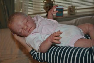So Real Reborn Baby Girl Sold Out Freya by Tina Kewy Now Ruby