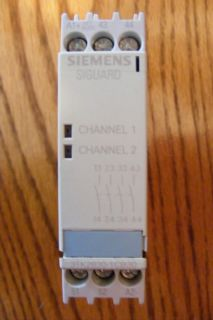 New Siemens Siguard Safety Relay 3TK28301CB30 3TK2830 1CB30