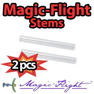 description two acrylic mouthpiece for the magic flight launch box