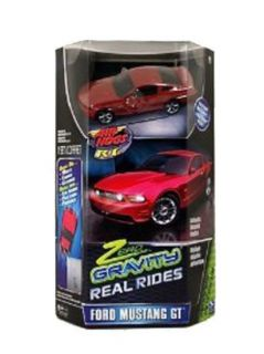 Air Hogs R C Zero Gravity Micro Ford Mustang Car RC Red 778988813232