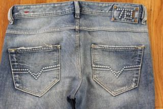NWT Diesel Floy 71J Boyfriend Jeans s s 2008 28x30 $270 Extremely RARE