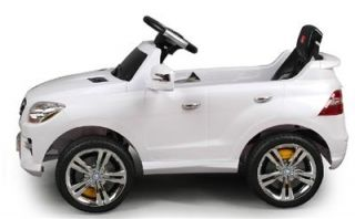 2014 Licensed Mercedes Benz ML350 Kids Ride on Power Wheels Battery Toy Car W