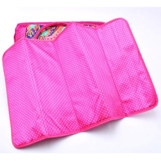 Fashion Women Ladies Diaper Baby Bag w Changing Mat BA413