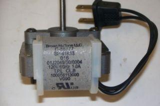 TC Broan Nutone LLC C 86677 Replacement Vent Fan Motor 120V 60Hz