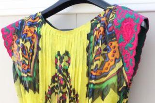 NWT Anthropologie Parvati Maxi Dress Hemant Nandita 6 $398 Sold Out
