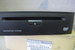 06 07 Infiniti G 35 Nissan 350Z Nav System GPS DVD ROM Map Disc Drive