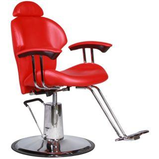 Beauty Salon Barber Equipment Reclining Hydraulic Hair Styling Chair MP 30RD