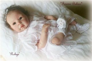 Reborn Doll Kit Robin by Adrie Stoete Normally Sells Over $100