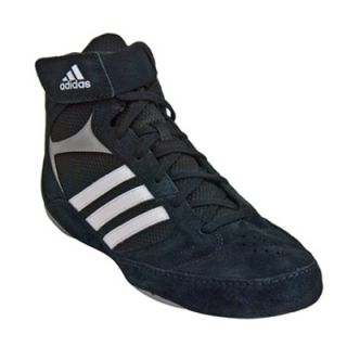 Adidas Pretereo 2 Black Men Martial Arts Boxing Boots Adults Trainers Shoes New