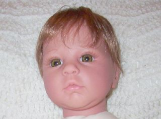 "Ready to Hug Lee Middleton Doll by Eva Helland 21"" A Beautiful Doll for Reborn"