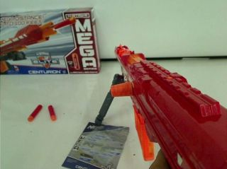 Nerf N Strike Elite Centurion Blaster