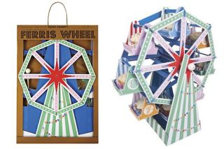 TOOT Sweet Childrens Circus Party Ferris Wheel Centrepiece Cupcake Holder