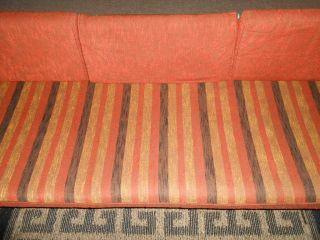 Vtg Mid Century Danish Modern Sofa Day Bed Retro Lounge Lobby Seat Douglas Eaton