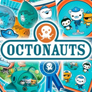 Octonauts Party Adventure Plates Cups Balloons Favours All in One Listing