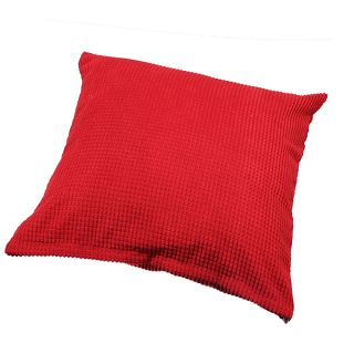 Corn Kernels Corduroy Sofa Home Decor Pillow Case Cushion Cover Square 45 x 45cm