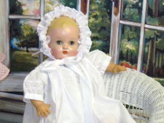 40s Composition Baby Precious Horsman Doll N FRU FRU