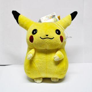 "8"" Pokemon Pikachu Figure Plush Toy Doll TM0276"