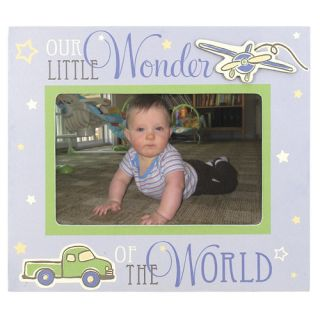 Our Little Wonder Boy Picture Frame