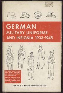 Military Uniform Books