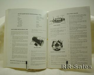 Thermo King UH1 M1 Coach Bus Heater Maintenance Manual