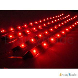 Car Stickers Sound Music Activated Sensor Blue LED Light Equalizer Glow 80 19 Cm