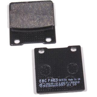EBC FA063 SUZUKI GSXR 1100 WP WR WS WT REAR BRAKE PADS