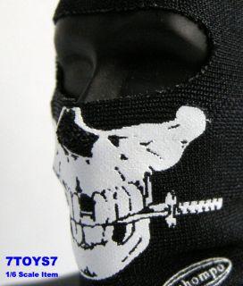 Barrack 1 6 US Camo Uniform Skull Face Mask Balaclava
