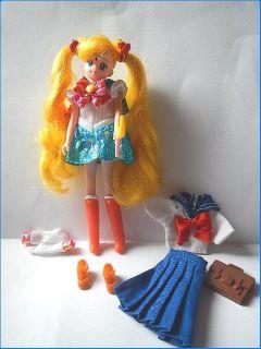 Sailor Moon Mini Collection A Doll Bandai
