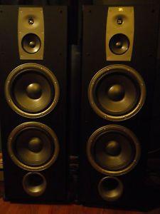JBL Northridge Series ND 310 II Floor Standing Speakers Local Pickup Only