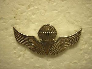 Foreign Badges Chilean Jump Wings