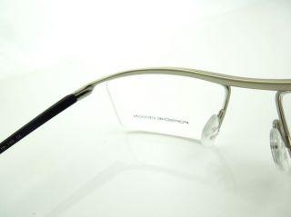 ccf9b6c0e6c New Eyeglass Frames Luxury Porsche Design TR90 P8189 Silver on PopScreen